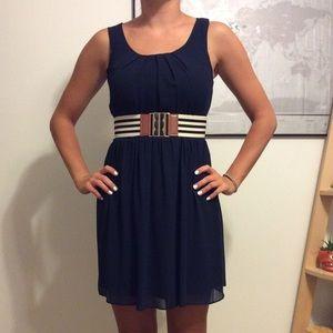 Navy Blue BCX dress